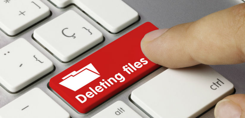 Security of Deleting Files - BSC Systems